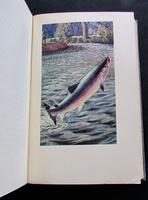 1936 1st Edition Salar the Salmon by Henry Williamson - Illustrated by C. F. Tunnicliffe (3 of 5)