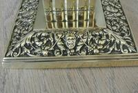 Fine William Large William Tonks & Sons Brass Inkwell c.1890 (4 of 6)