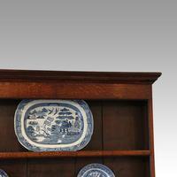 Antique Oak Shropshire Dresser (6 of 7)
