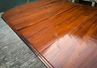 Victorian 3 Leaf Extending Dining Table Seats 10 (6 of 13)
