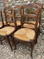 Six Oak Chairs (7 of 7)