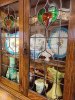 Arts & Crafts Bureau Bookcase (14 of 14)