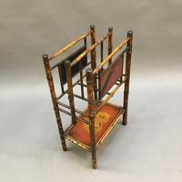 Aesthetic Bamboo Canterbury Magazine Rack (7 of 7)