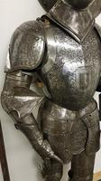 19th Century Copy of Italian Venetian Medieval Armour (4 of 9)