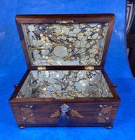 William IV Sarcophagus Jewellery Box (13 of 16)