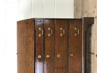 Early 19th Century Oak Fall Front Bureau (2 of 10)