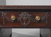 Rare Georgian Period Adams Style Mahogany Desk (3 of 15)