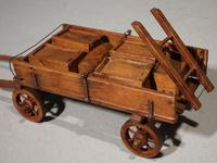 Attractive Late 19th Century German Horse & Cart (3 of 6)