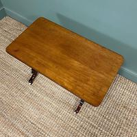 Mahogany Victorian Antique Coffee Table (4 of 5)