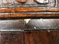 17th Century Carved Oak Side Chair (5 of 13)