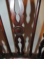 Georgian Yew-wood Windsor Elbow Chair (5 of 7)