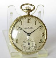 Vintage 1930s pocket watch (4 of 4)