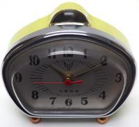 Amazing Vintage Japanese Art Deco Bedside Mantle Clock (2 of 8)