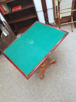 Small Card Table (8 of 8)
