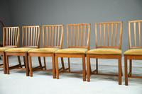 6 Retro McIntosh Dining Chairs (8 of 9)