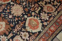 Extremely Long Early 20th Century Kuba Kelleh Corridor Carpet - Rug (8 of 11)