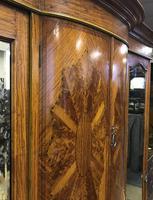 Edwardian Inlaid Satinwood Wardrobe (18 of 30)