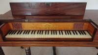 Clementi & Co First Patent Square Piano C.1815