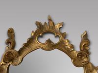 Pair of Decorative Florentine Style Wall Mirrors (2 of 4)
