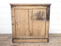 Victorian Satin Birch Chest of Drawers (9 of 9)