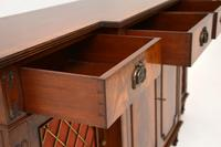 Regency Style Mahogany Grill Front Sideboard (5 of 12)