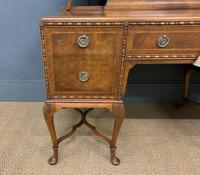 Substantial Burr Walnut Dressing Table (7 of 18)