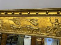 19th Century Large Gilt Overmantle Mirror (13 of 16)