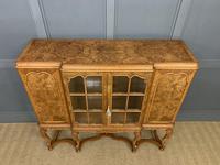 Burr Walnut Side Cabinet (8 of 18)