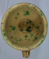 Antique 19th century Rustic Italian Chamber Pot (3 of 3)
