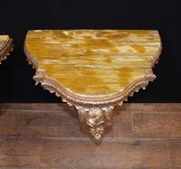 Antique French Console Tables - Gilt Louis XVI (7 of 10)