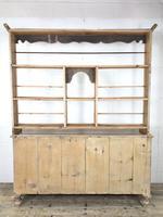 Victorian Antique Pine Dresser (18 of 18)