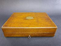 1920s Oak Fountain Pen Box (3 of 5)