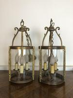 French Gilt Bronze Circular Lantern (11 of 11)