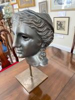 Aphrodite Bronze Head (3 of 5)