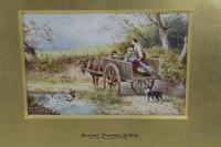 Myles Birket Foster Watercolour (8 of 8)