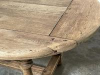 Super Rustic French Oval Farmhouse Dining Table (31 of 36)
