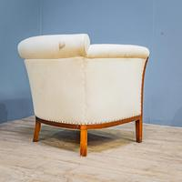 Mahogany Easy Armchair (7 of 8)
