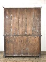 Antique 19th Century Oak Kitchen Dresser (8 of 9)