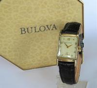 Mid-size 1953 Bulova Wrist Watch (2 of 5)