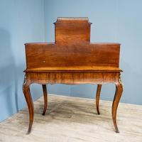 Victorian Marquetry Desk (4 of 8)