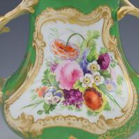 Samuel Alcock Porcelain Pot Pourri Vase & Cover Landscape View (6 of 10)