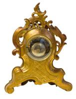 Fine Quality Rococo French Mantel Clock (4 of 8)