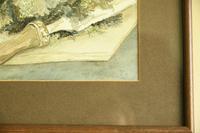 Snowdrops Still Life Watercolour (4 of 9)