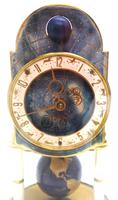 Rare Early Kaiser Universe 400-day Mantel Clock – Astral Torsion Clock (4 of 9)