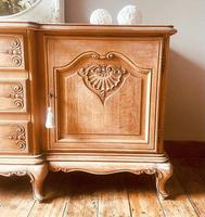 French Antique Style Large Oak Sideboard / Cupboard (6 of 10)