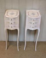 Pair of Painted Bedside Cabinets (6 of 10)
