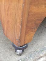 Dressing Table, Art Deco, Walnut (9 of 11)
