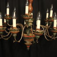 Florentine 18 Light Polychrome Chandelier (2 of 10)