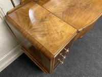 Iconic Burr Walnut Art Deco Dressing Table (21 of 22)