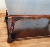 Oak Coffee Table (2 of 9)
